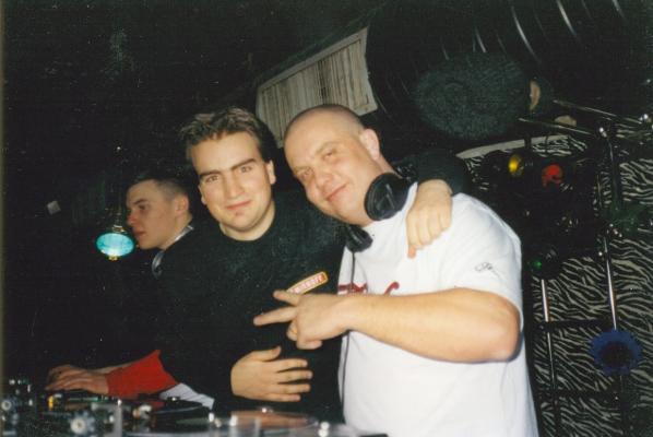 Crazy B - Le Corbier 2002 ( Savoie )
